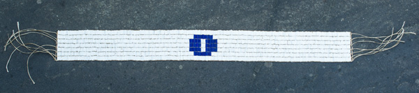 Dish With One Spoon wampum belt