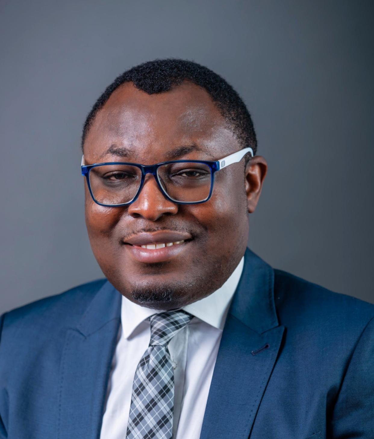 Photo of Ayodele Akenroye