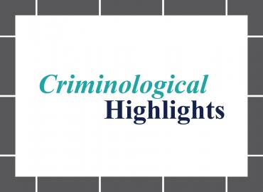 Criminological Highlights logo
